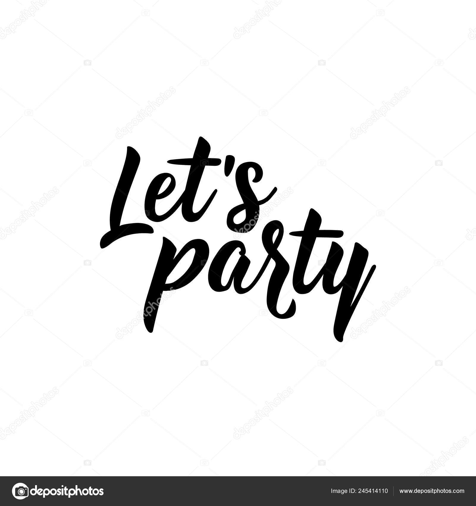 Birthday Celebration With Party Ribbons Free Vector