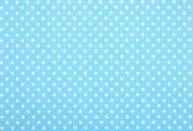 Blue white textile background