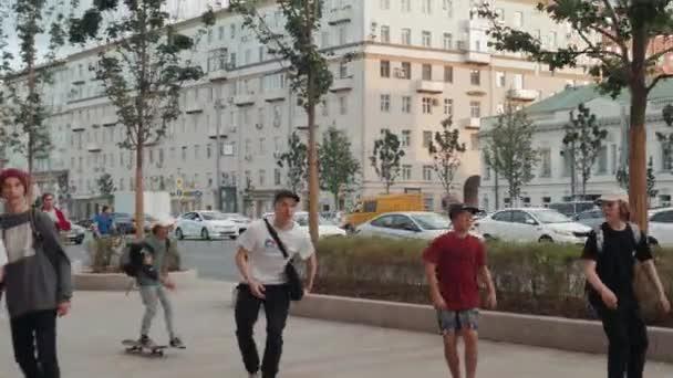 video Amateur street