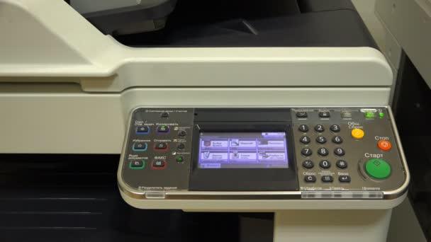 Einschalten des Geräts für Fotokopien