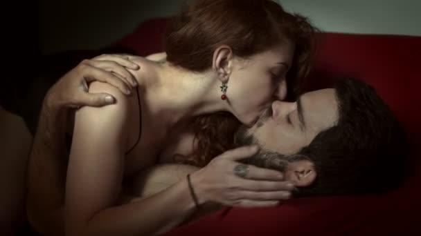 Leidenschaft, Sex, Lust: Liebhaber Sex haben