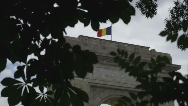 Triumphal arch in Romania, Bucharest