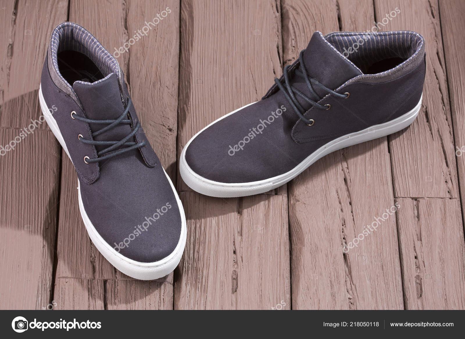 Zapato Suela Con Blanca Hombre Para Madera Fondo rdoCxBeEQW