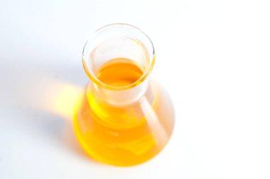 Vitamin capsule fish oil for healthy concept