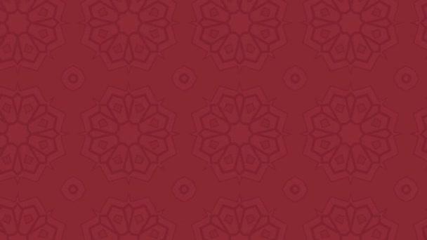 Kaleidoskop-Muster Hintergrundanimation