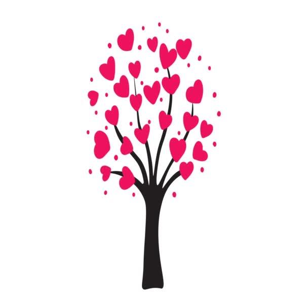 aranyos Valentin vektoros illusztráció