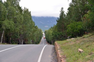 Mountain Road, State National Natural Park