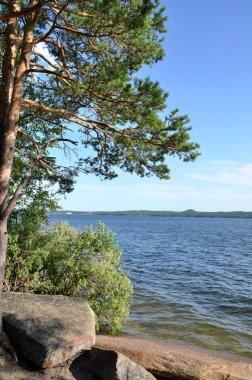 Lake Borovoe, State National Natural Park