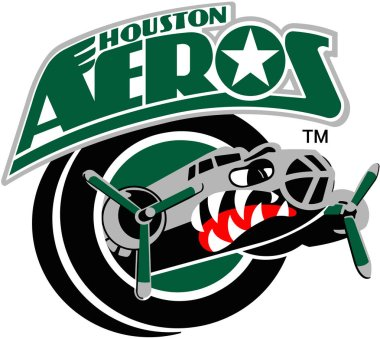 The emblem of the hockey club