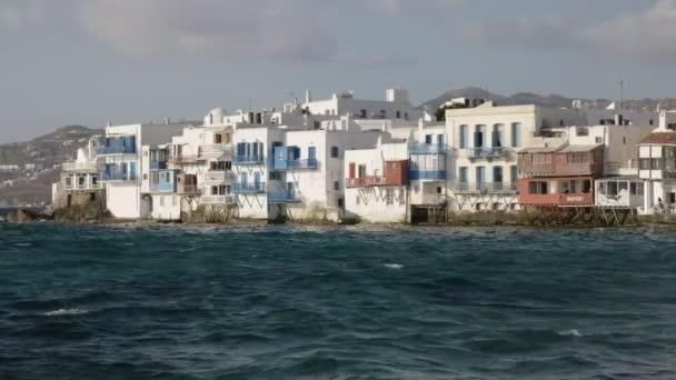 Klein Venedig auf der griechischen Insel Mykonos