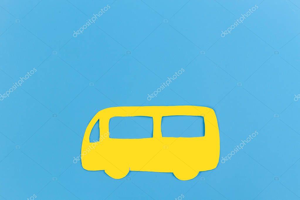 school bus concept image