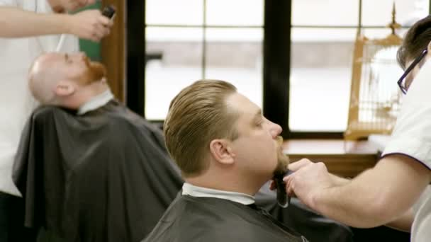 You science. Cut hair shaved video