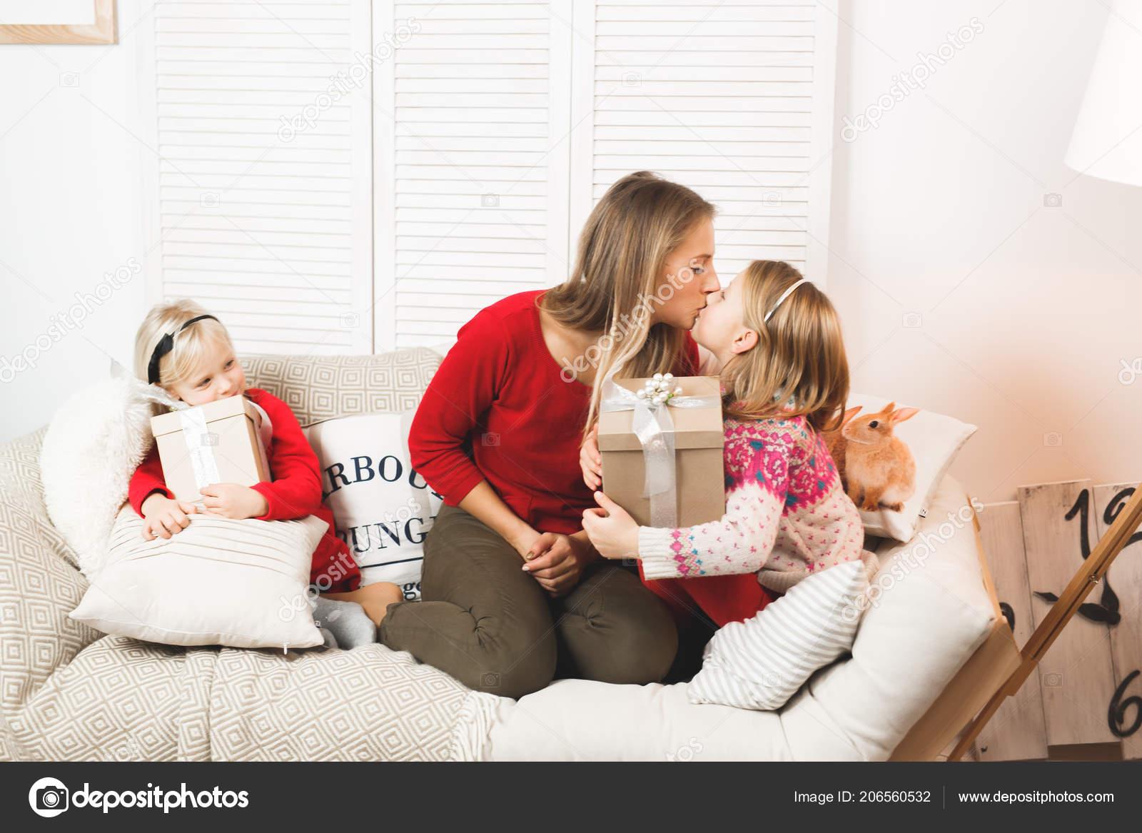 Urlaub, Geschenke, Weihnachten, Weihnachten, Geburtstag-Konzept ...