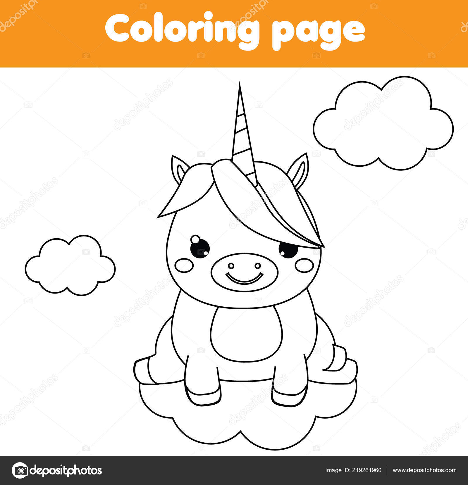 6000 Top Unicorn Coloring Pages For Toddlers , Free HD Download