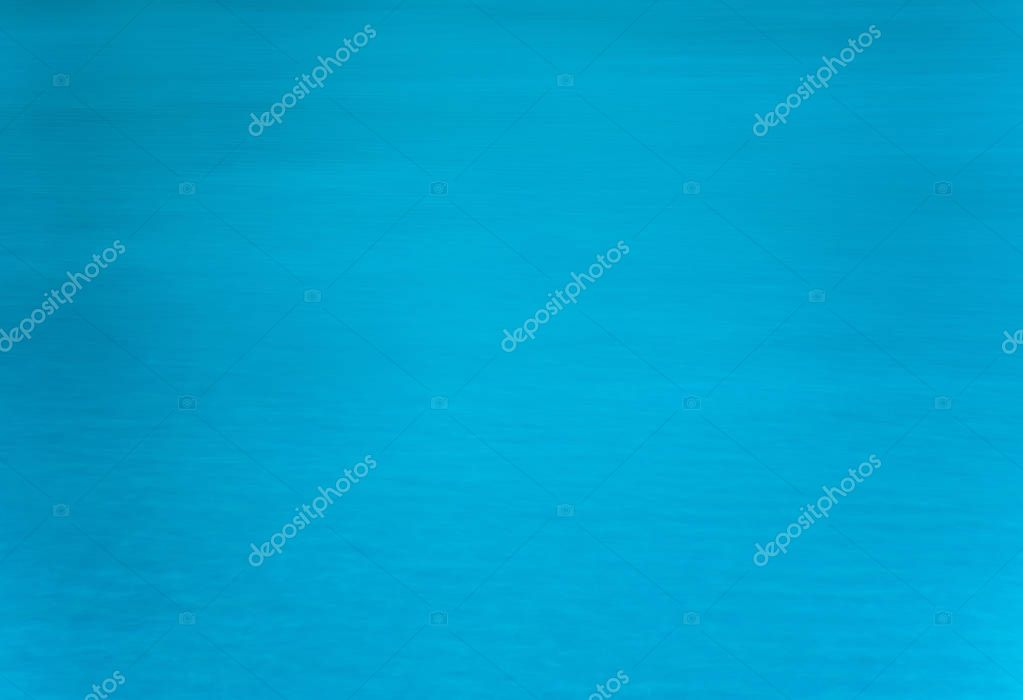 Texture of water in the pool, Bliue color background