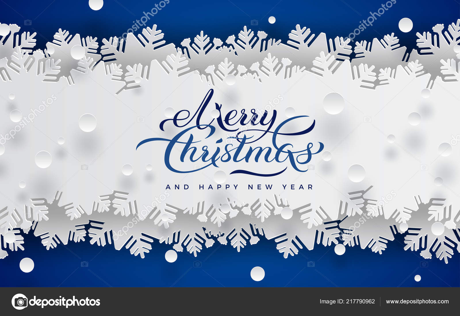 Download Merry Christmas Happy New Year Banner