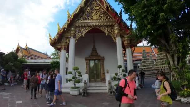 Wat Phra Chetuphon (Wat Pho) Buddhista templom komplexum Phra Nakhon kerület, Bangkok, Thaiföld 25 / 11 / 2019