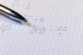 Ein schwieriges Beispiel im Mathematikunterricht. Machen Sie es zu Hause. Aufgabenverteilung. Universität oder High School. tschechische Schule