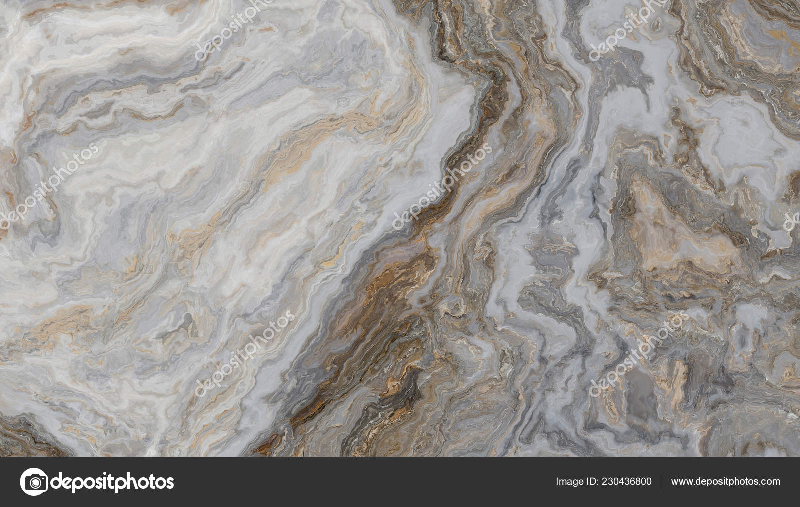 Marble With Gold Veins White Marble Pattern Curly Grey Gold Veins Abstract Texture Background Stock Photo C Aregfly 230436800