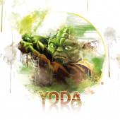 Ilustrace Star Wars Vector - Stock Image