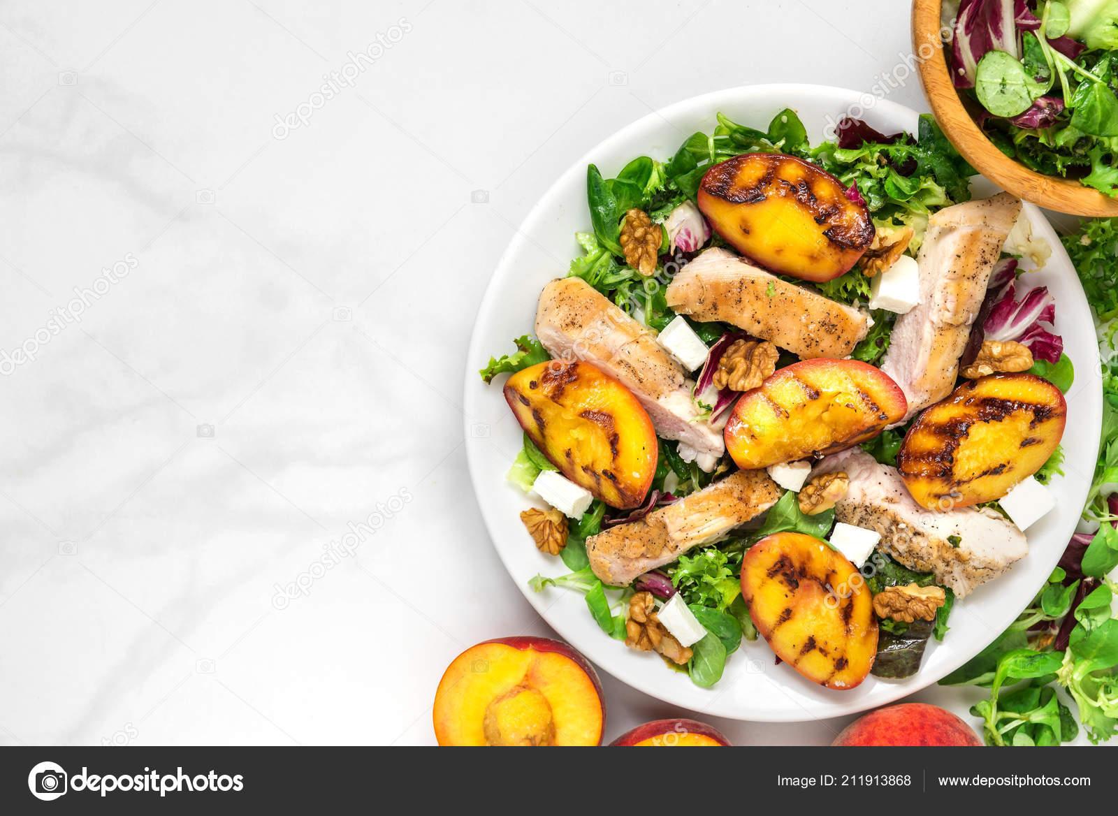 dieta melocoton y pollo