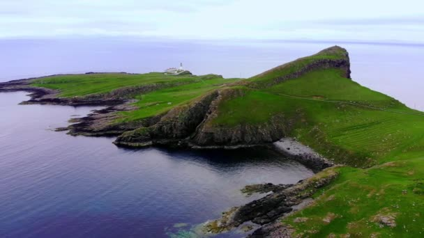 Neist Point on the Isle of Skye - amazing cliffs and landscape in the highlands of Scotland