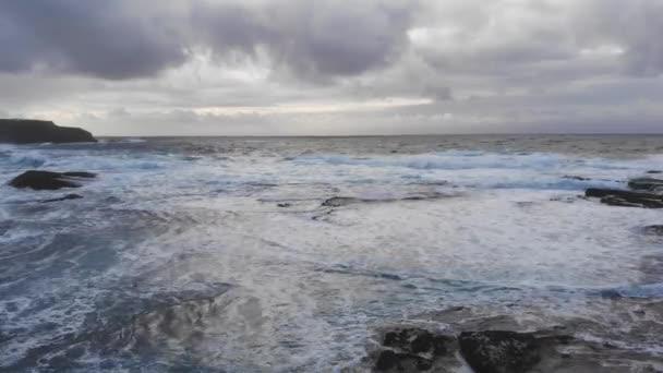 Este Nézd át a sziklás nyugati partján, Írország