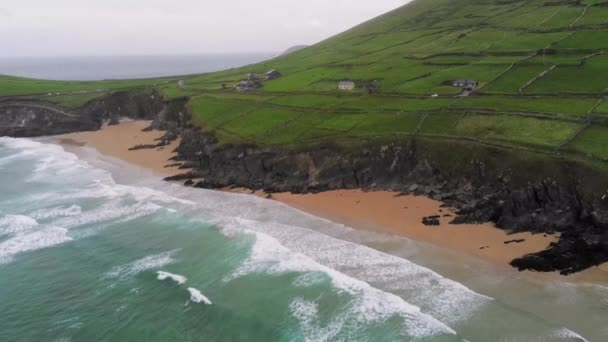 Amazing bay at Dingle Peninsula at the west coast of Ireland
