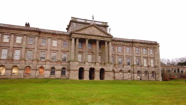 Amazing Lyme House at Peak District National Park in England