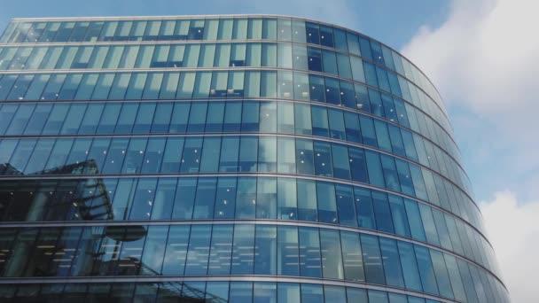 Moderní architektura a kancelářské budovy v Londýně - Londýn, Anglie - 16 prosince 2018