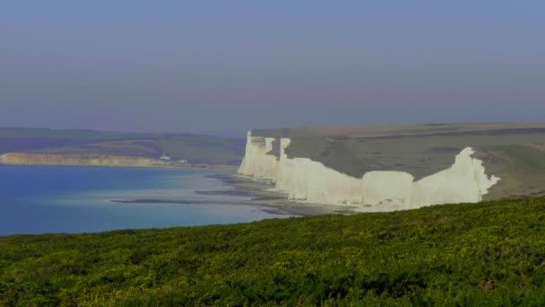 A fehér sziklák, Anglia déli partján - Seven Sisters utazás photography