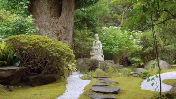 Beautiful little Japanese garden in Kamakura