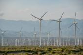 Die Windmühlen von Palm Springs in Kalifornien - Reisefotos