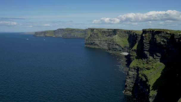 Amazing Cliffs of Moher at the Irish west coast
