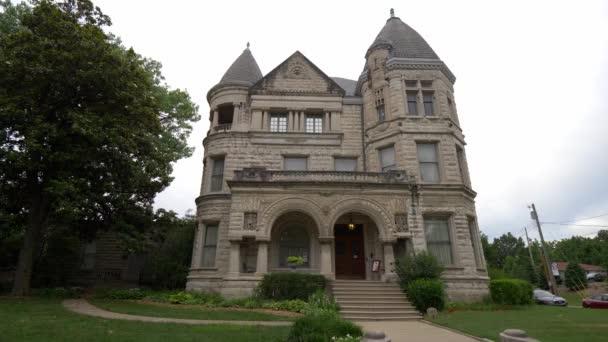 Famous Conrad Caldwell House in Louisville - LOUISVILLE, KENTUCKY - JUNE 14, 2019