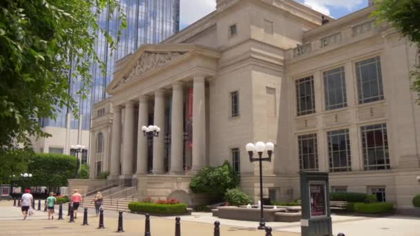 Schermerhorn Symphony Center in Nashville - NASHVILLE, TENNESSEE - JUNE 16, 2019