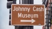 Johnny Cash Museum in Nashville - Straßenfotografie