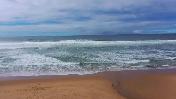 Vad óceáni víz Portugália atlanti partjainál - légi felvételek