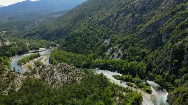 Nádherná příroda Francie - Verdonský kaňon