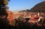 Fotografie Europe, Romania, Transylvania, Brasov, city view.