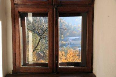 Romania, Transylvania - October 28, 2015: Inside of Bran Castle, residence Queen Marie