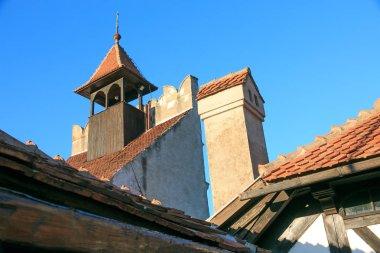 Bran Castle, residence of Queen Marie at Romania, Transylvania