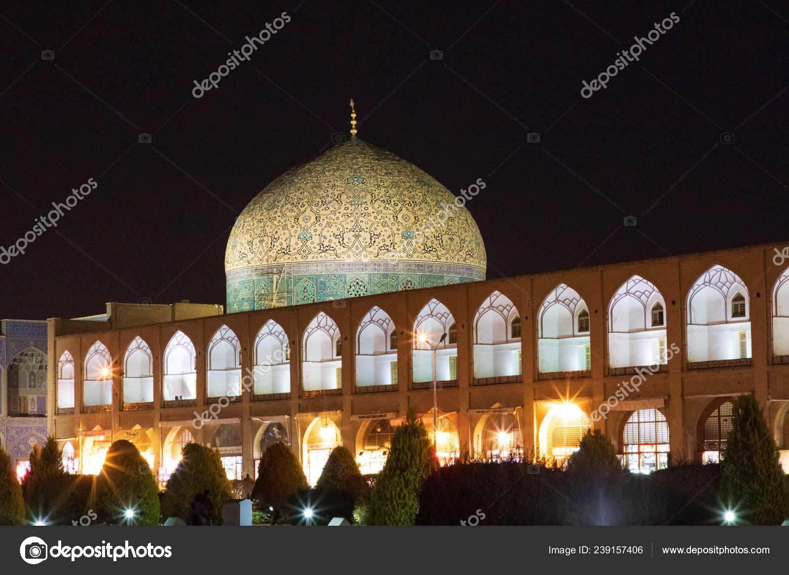 Islamic Republic Iran Isfahan Esfahan Sheikh Lotfollah