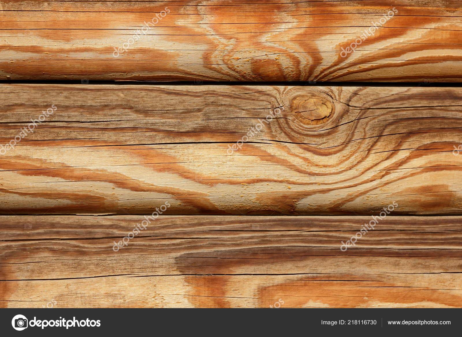 Texture Des Planches Bois Fond Rondins Bois Tendance Naturelle Pin
