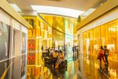 Icon Siam új modern bevásárlóközpont Bangkok legelegánsabb luxus belsőépítészet áruház. január 11, 2019. Bangkok, Thaiföld.