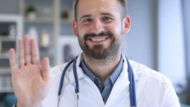 Online Video Chat s pacientem lékař