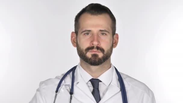 Portrét doktor ukázal dobrý znamení