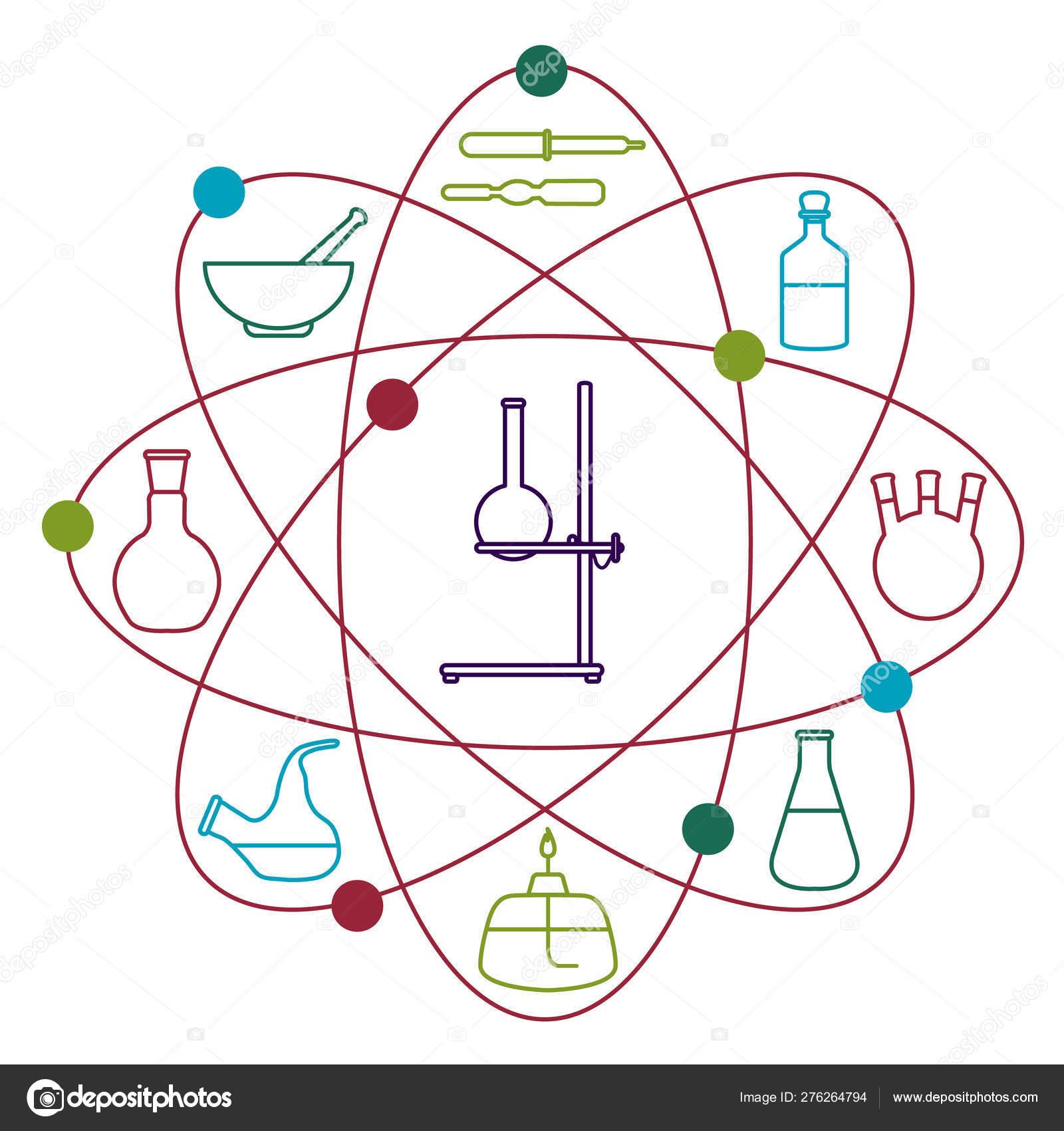 Equipo De Laboratorio Science Chemistry Pharmacy Education