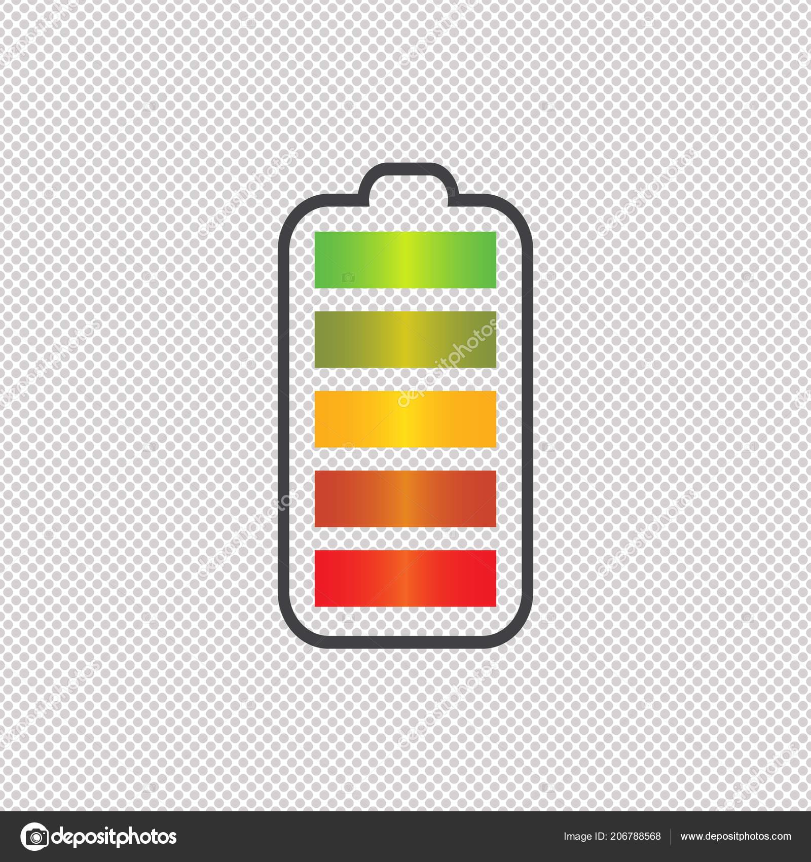 картинка индикатор заряда батареи замену салонного