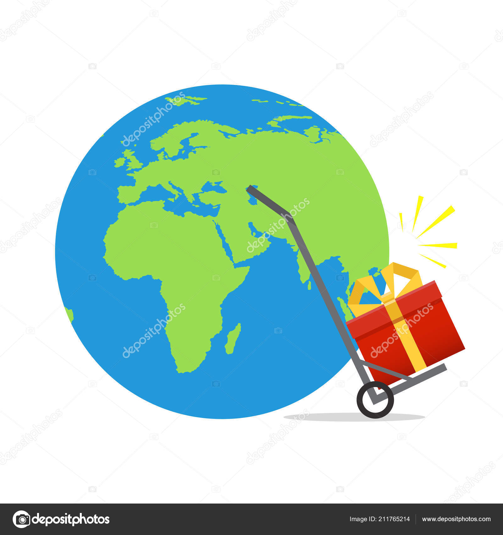 global shipping at erken apparel international Tracking links for your shipments with us global.